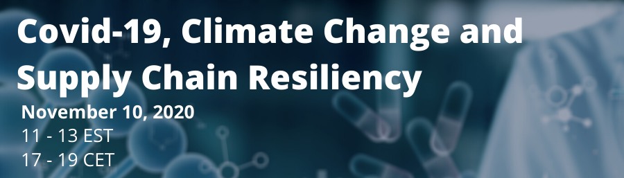 Covid 19 Climate Change and Supply Chain Resiliency 6