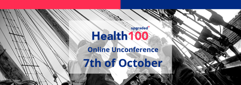 Health100: Online one-day unconference