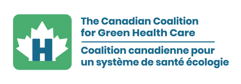 New member/partner: The Canadian Coalition for Green Health Care