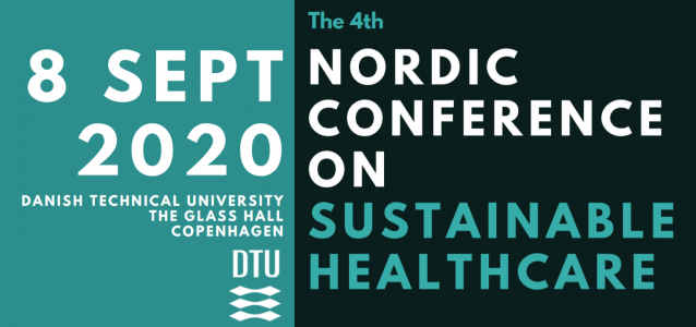 The Nordic Conference on Sustainable Healthcare
