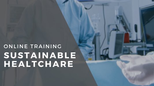 May 18th: Online Training in Sustainable Healthcare
